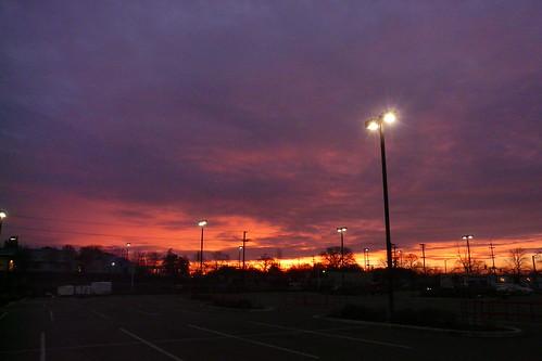 sunrise work commute norcal redding shastacounty