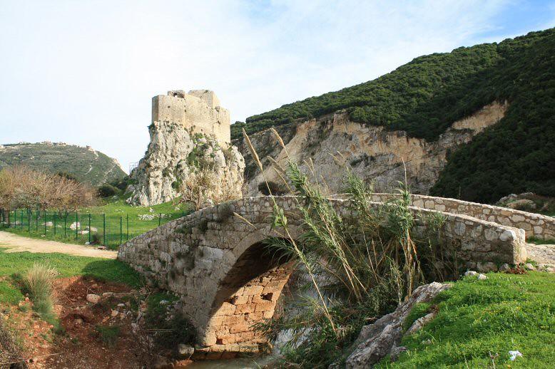 Mussaylha Castle, North Lebanon