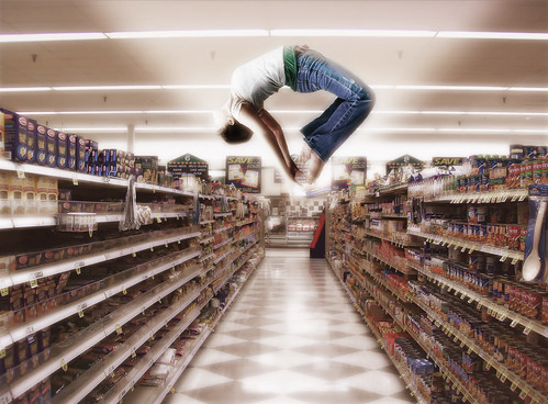 Shopping - Ecstasy | by David Blackwell.