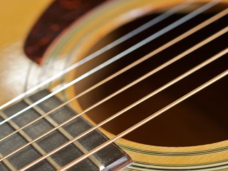 Guitar close-up | by mkorcuska