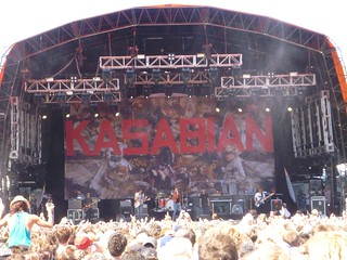 Kasabian @ Big Day Out 2010   by Michael_Spencer