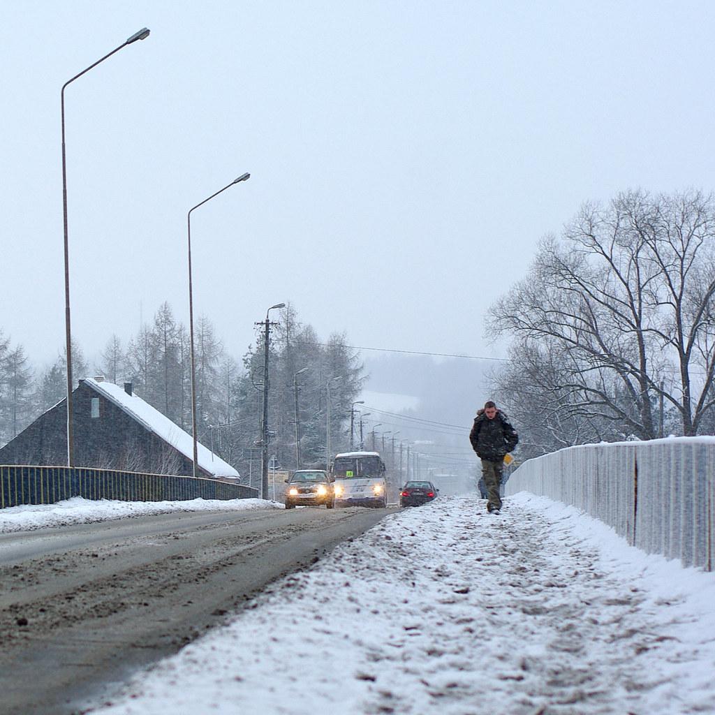 Na moście / On the bridge