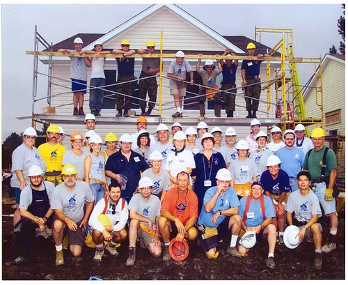 2002 habitat build | by Trinity Jubilee Foundation