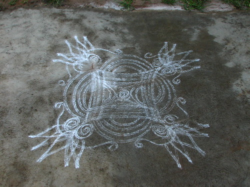kolam march 29 2010 | by Srinivasan-Tatachari