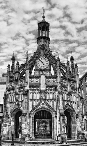 Chichester's Market Cross | by Hexagoneye Photography