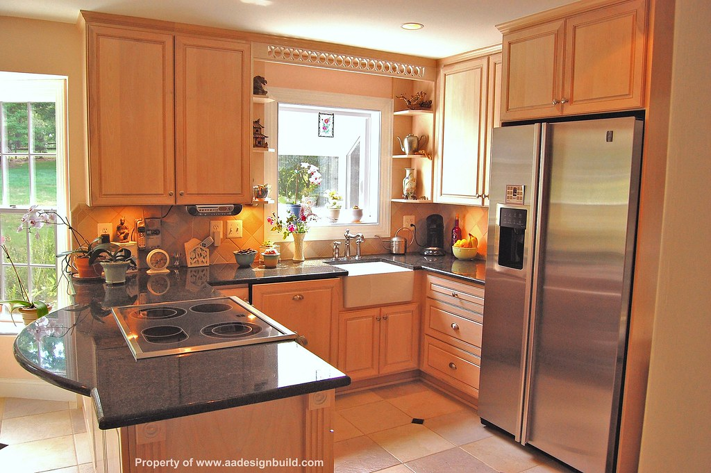 Www Aadesignbuild Com Custom Kitchen Design And Remodeling