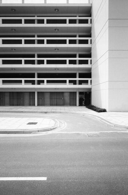 Car park 1. Exterior levels 1-4.