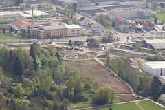 Scheibengipfeltunnel - Baustelle Süd