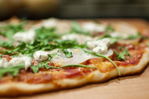 Weeknight Pizza (2 of 3)   by rainydayknitter
