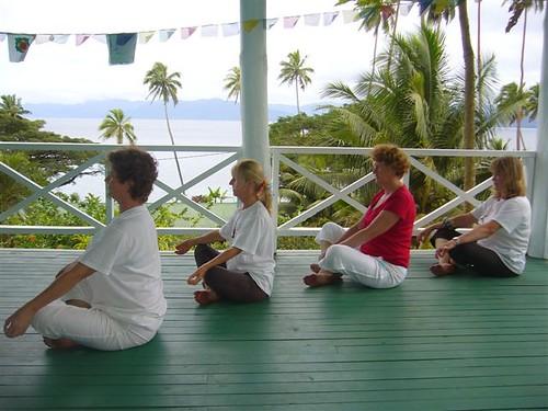 Kundalini Yoga Retreat 2009 | by Daku Resort, Savusavu Fiji