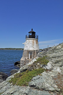 Castle Hill Lighthouse, RI | by hatchski
