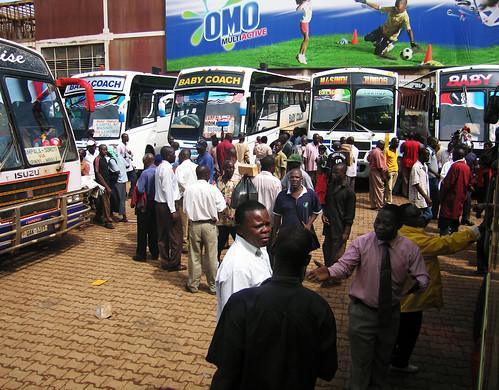 bus station uganda kampala
