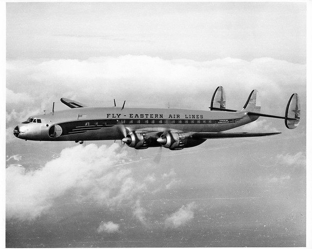 Eastern Airlines Lockheed L-1049 Constellation