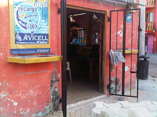 Internet Cafe in Isla Mujeres | by leyla.a