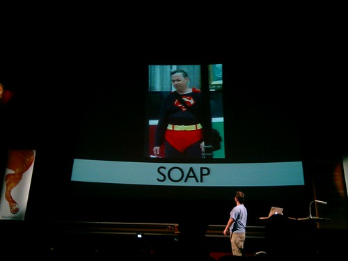 """""""This is SOAP"""" - SWDC 2010 