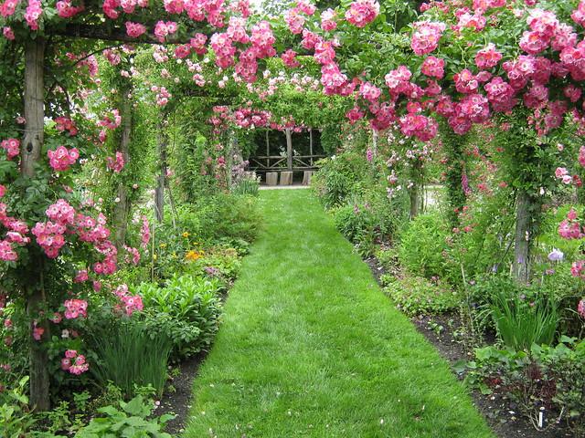 The Botanic Garden of Smith College - Capen Garden, Northampton, MA