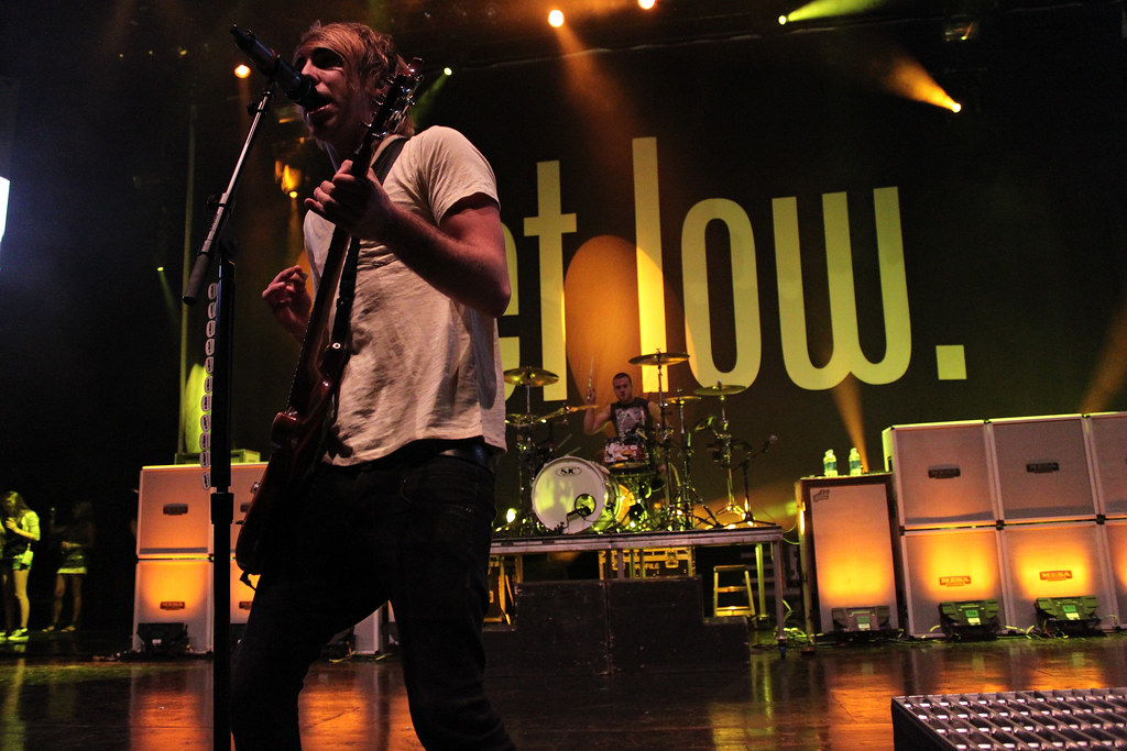 All Time Low June 15 2010 Bamboozle Roadshow Dte