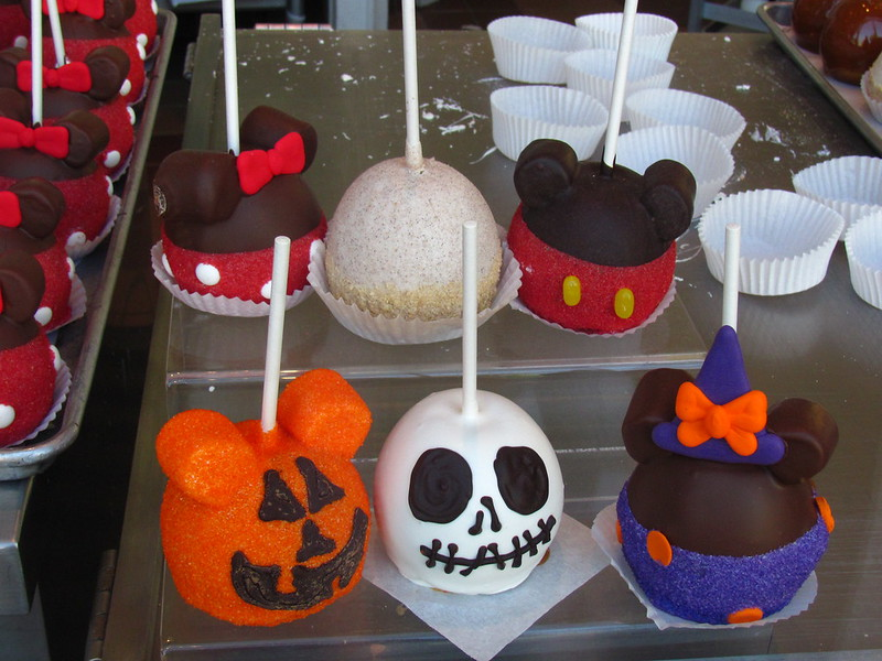 Halloween hits Marceline's Confectionary in Downtown Disney