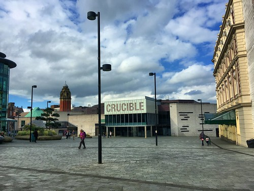 Crucible Theatre | by timo_w2s