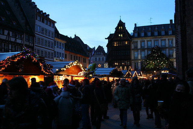 Strasbourg Christkindelsmärik