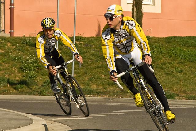 Paris-Nice bike race