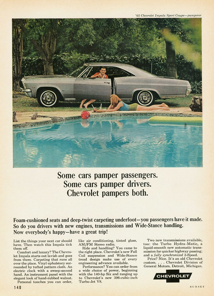 1965 Chevrolet Impala Sport Coupe Alden Jewell Flickr