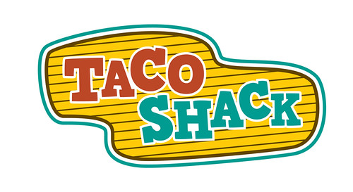 Taco Shack Logo | by artfulas
