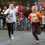 závodí i její mladší bratr Robin, foto: Zdenek Krchák
