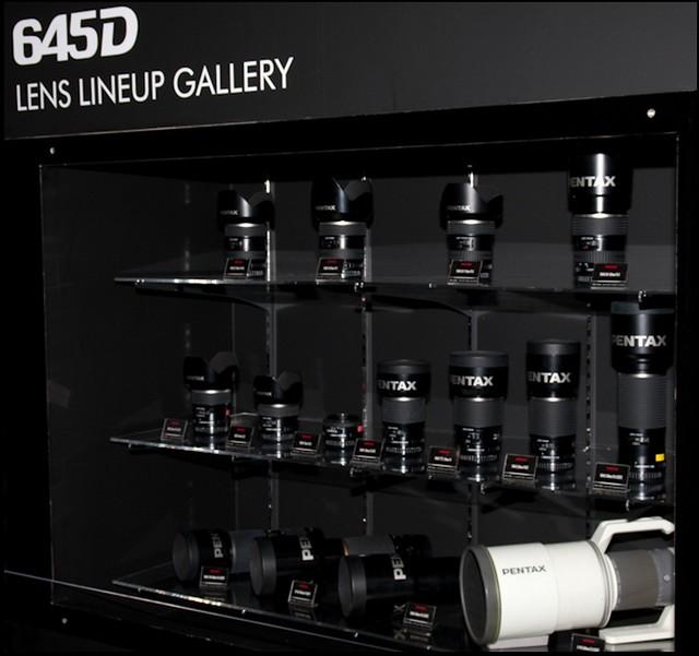 New 645D lens line-up !