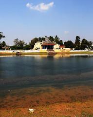 Village Temple and Pond | by Koshyk