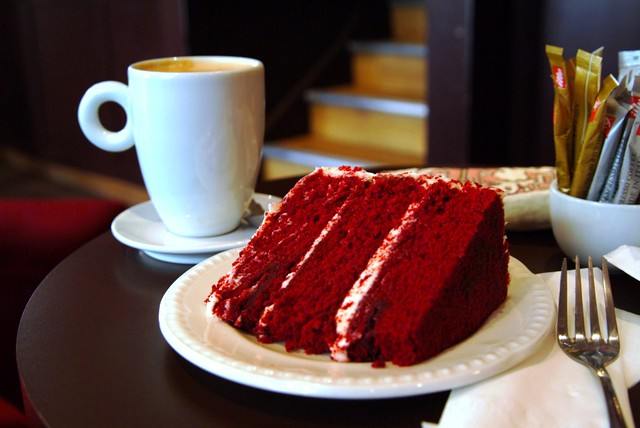Image result for red velvet cake