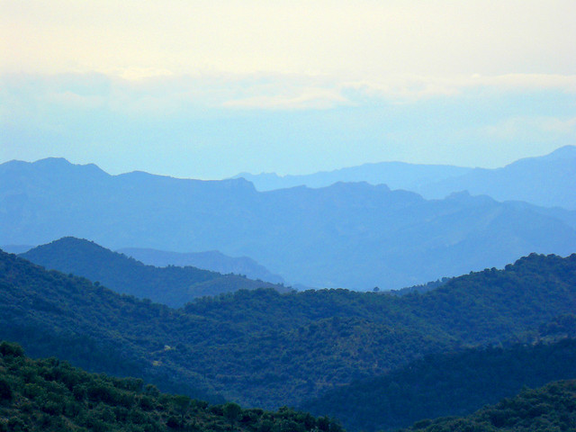 View from Siurana