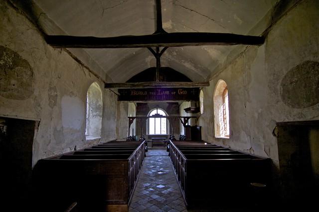 St. Mary (Inside #3)