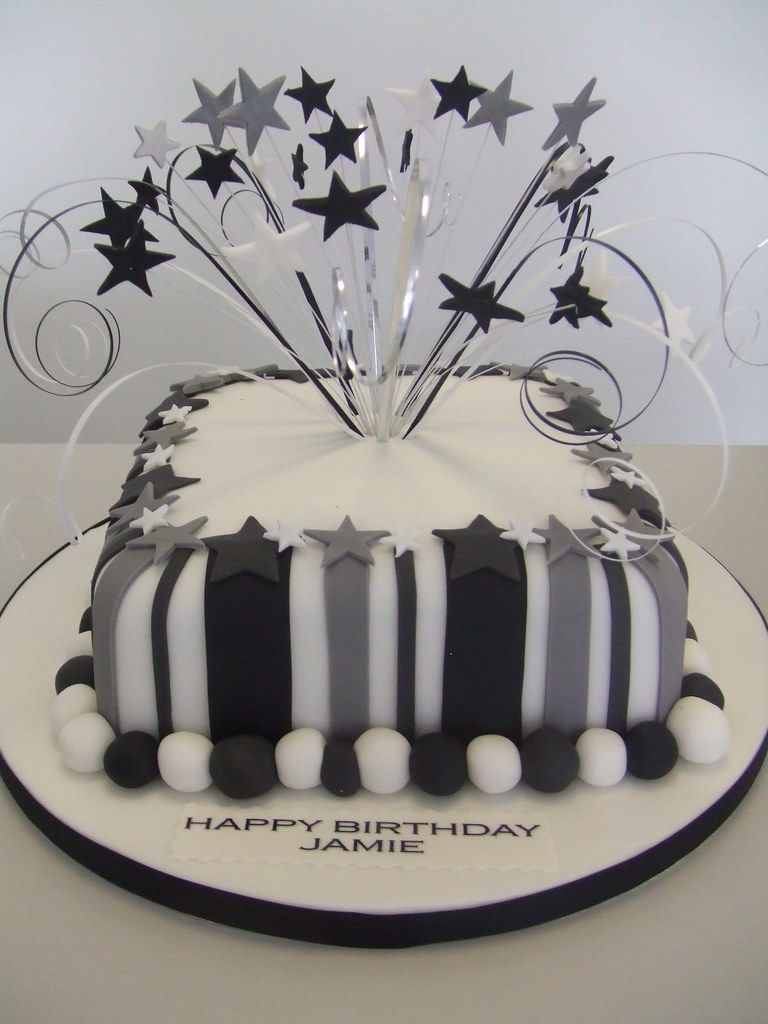 Outstanding Cake Mens Monochrome By Jules Jules Enquiries Cakechester Co Funny Birthday Cards Online Elaedamsfinfo