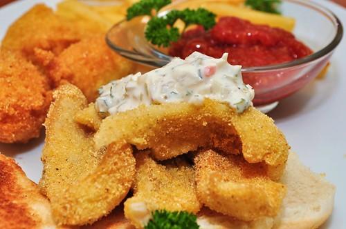 Mmm...fish sammich | by jeffreyw