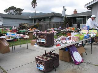 4H garage sale 2010 | by Bob n Renee