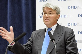 Andrew Mitchell MP, Secretary of State for International Development | by DFID - UK Department for International Development