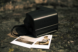 Polaroid Close up | by Blomstrom