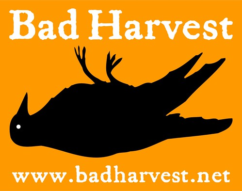 Bad Harvest sticker | by simonov