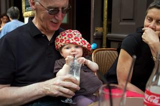 I drink your milkshake! I drink it up! | by megnut