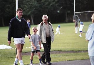 2000's Eamon Fennell   by Naomh Fionnbarra GAA Club
