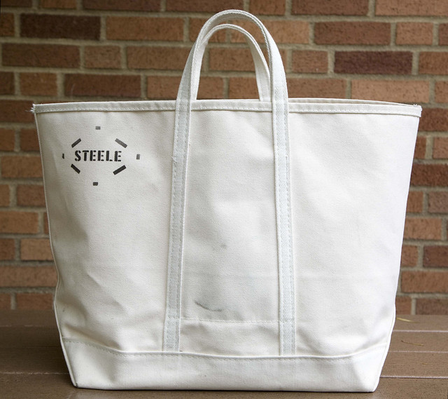 Steele Canvas Tote #4 Duck