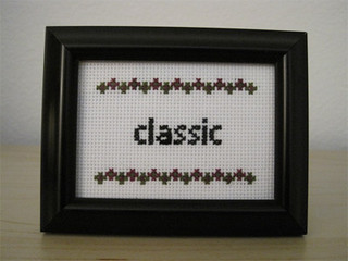 Classic (vanilla) | by ponyinarope