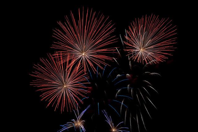Festival Of Lights '10: Opening Fireworks