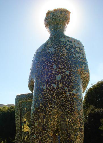 El Gigante Azul mirando al Sol