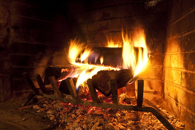 Fire for the Cold Winterdays