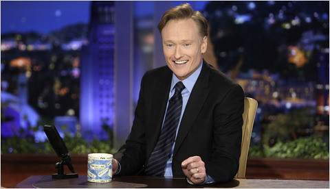 Conan O'Brien Says He Won't Host 'Tonight Show' After Leno… | Flickr