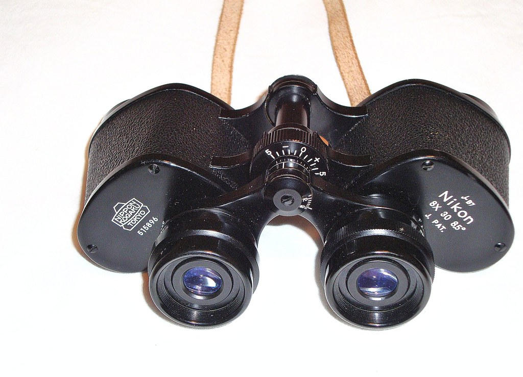 Nippon Kogaku Nikon A Series J-B7 8X30 | Manufacturer/Model:… | Flickr