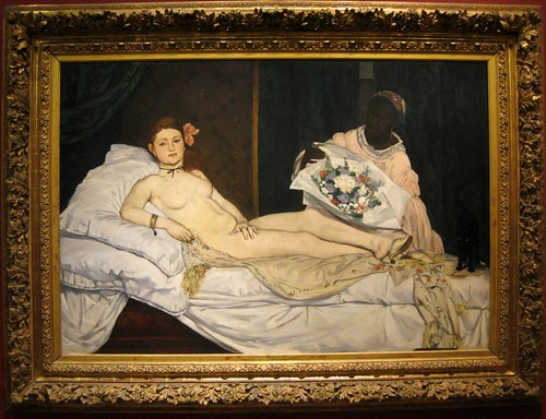 Kind of the most important painting of the 19th century