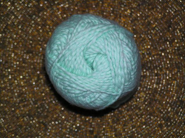 Bernat Cottontots-Solid - Sweet Green